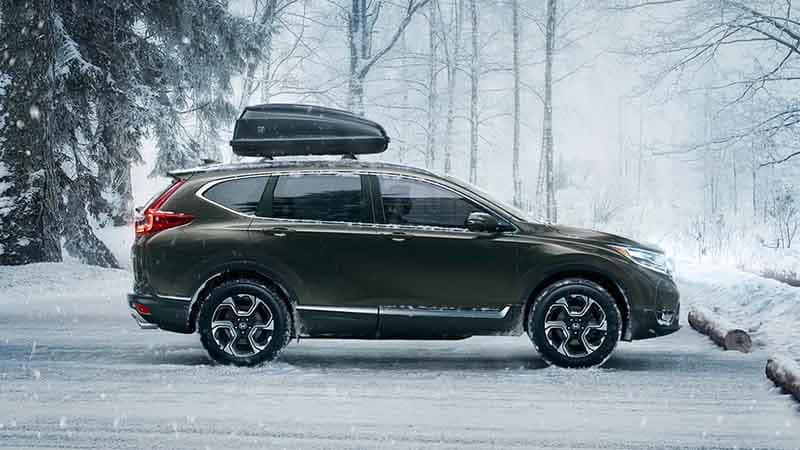 2018 Honda CR-V Towing