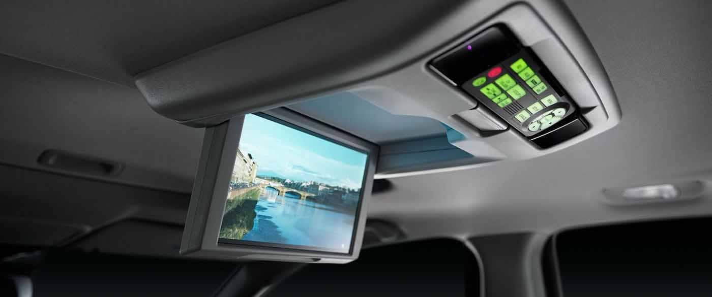 2018 Honda Pilot Rear Entertainment System