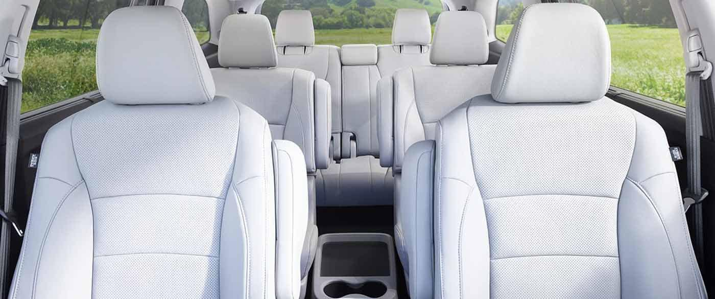 2018 Honda Pilot Seating