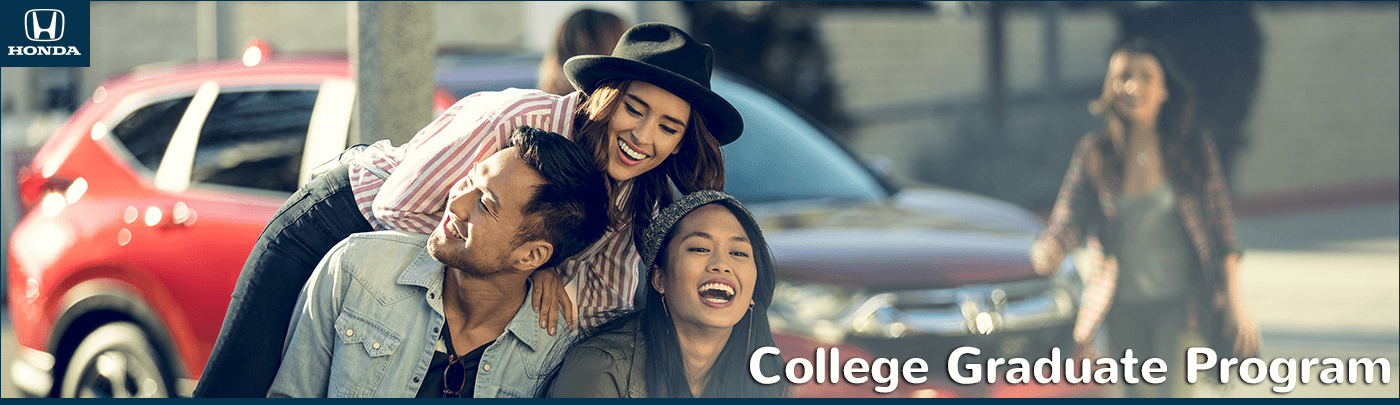 Capital Region Honda Dealers College Graduate Program