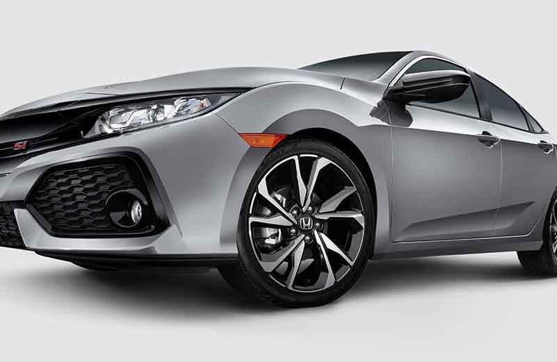 2018 Honda Civic Si Sedan Wheel