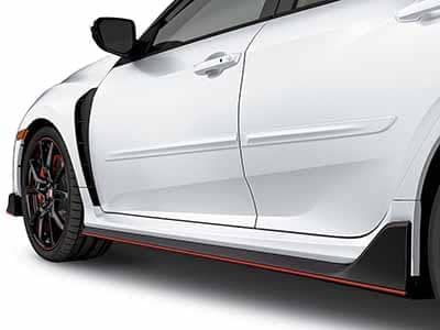 2018 Honda Civic Type R Body Side Molding