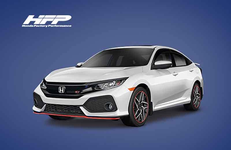 Honda Civic Si Sedan Accessories