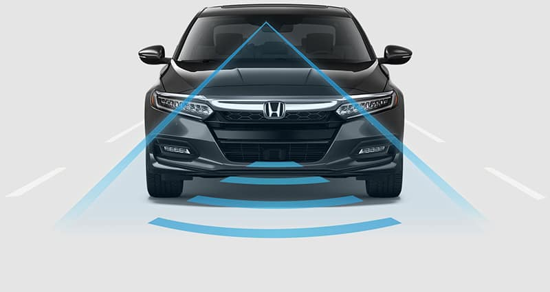 2018 Honda Accord Adaptive Cruise Control