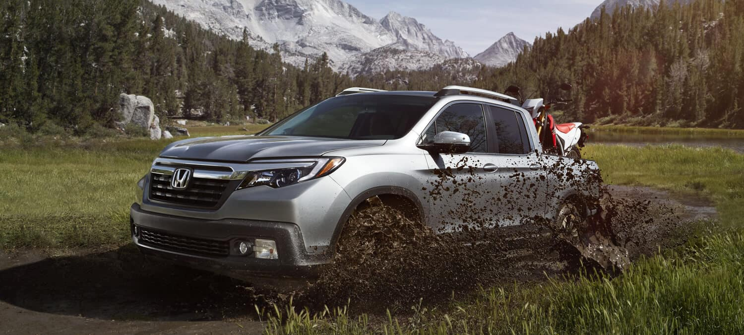 2019 Honda Ridgeline AWD Mountains Driver Side