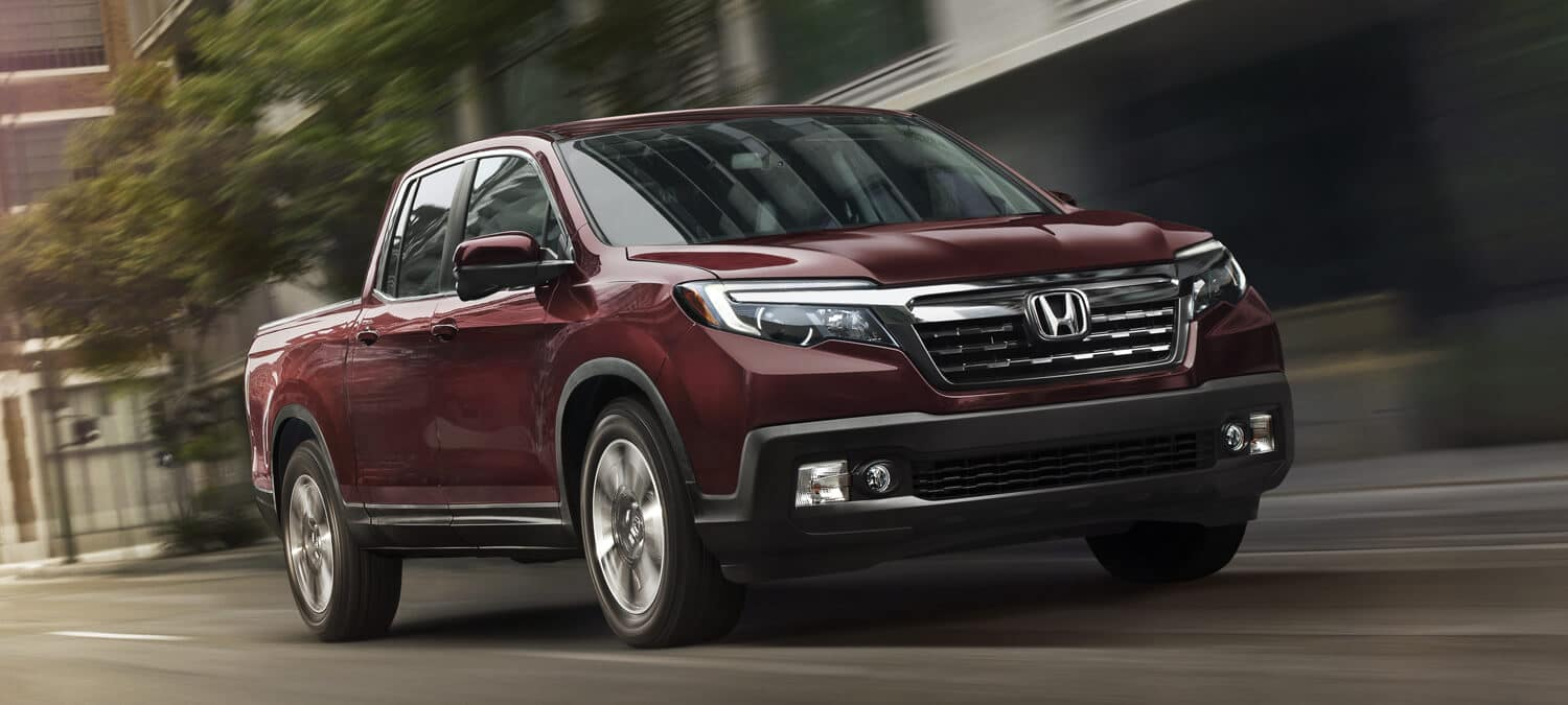2019 Honda Ridgeline AWD City Passenger Side