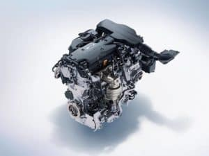 Accord Hybrid Engine