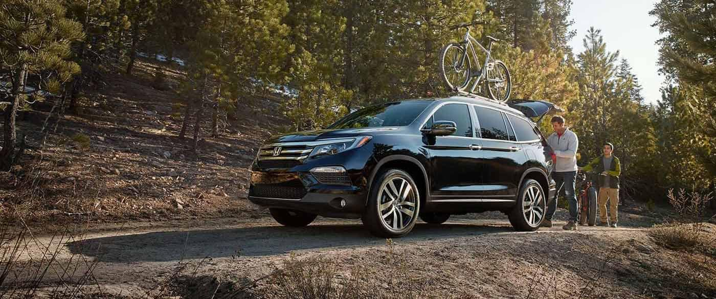 Nice 2018 Honda Pilot AWD And Ace Body Structure