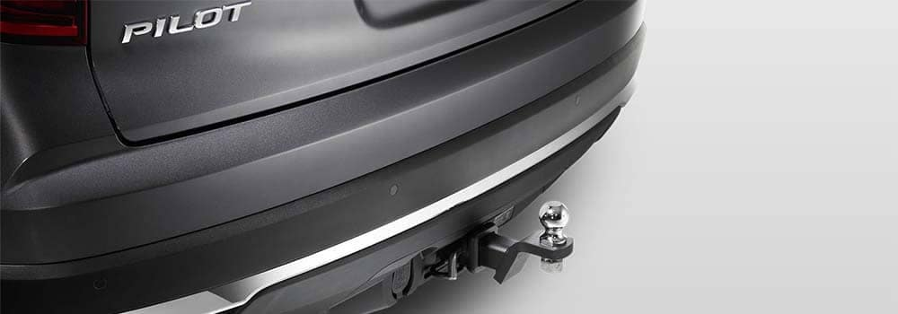 2018 Honda Pilot Tow Hitch