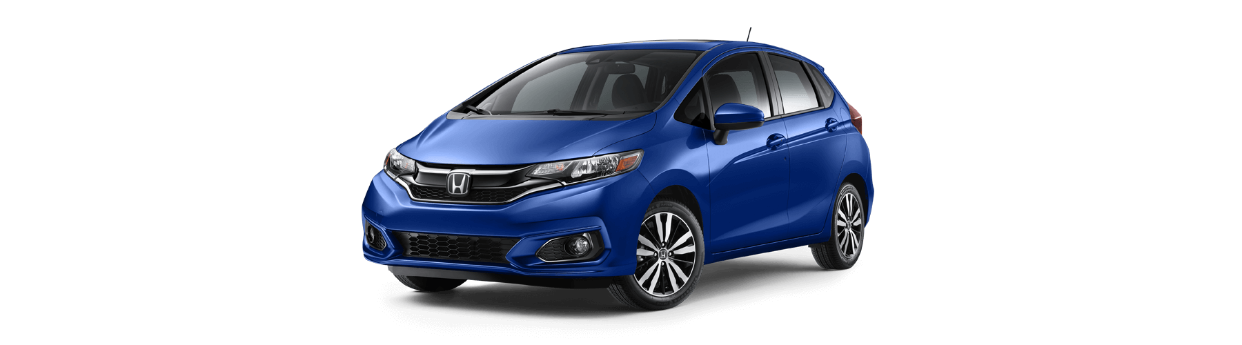 2019 Honda Fit Front Angle