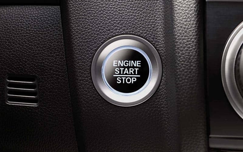 2019 Honda Fit Push Button Start