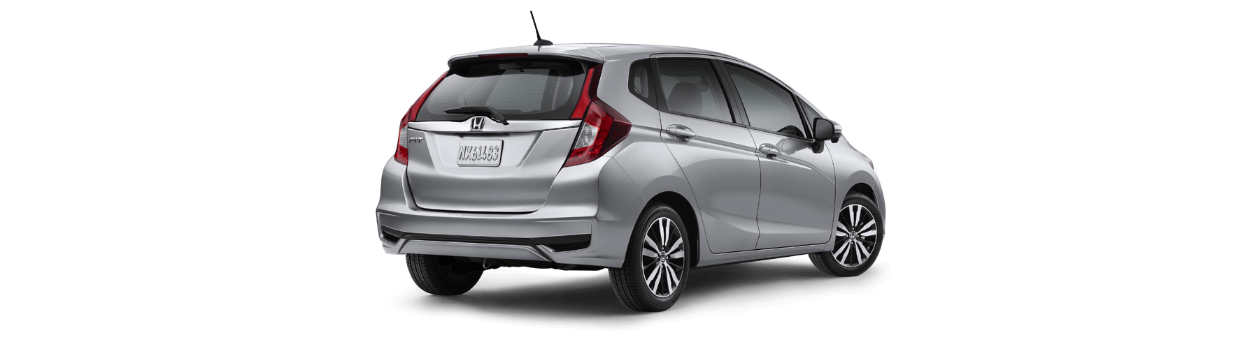 2019 Honda Fit Rear Angle
