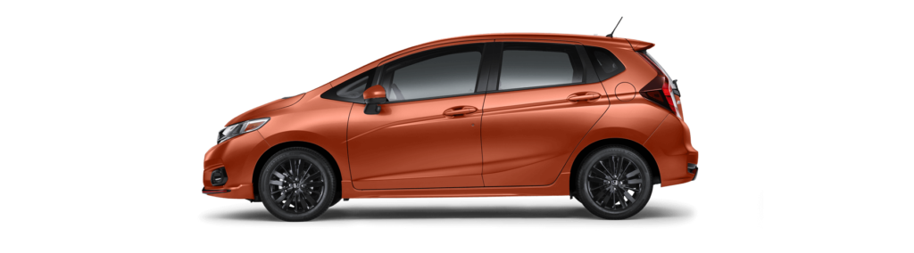 2019-Honda-Fit-Side-Profile