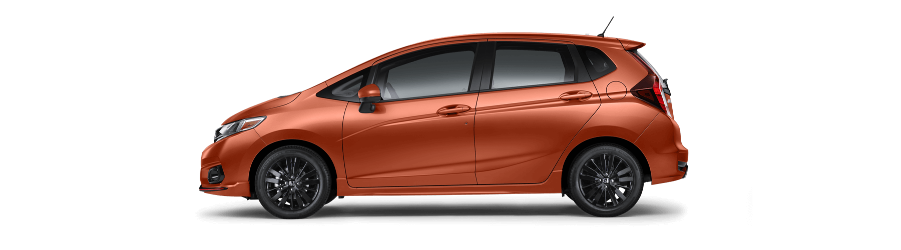 2019 Honda Fit Side Profile