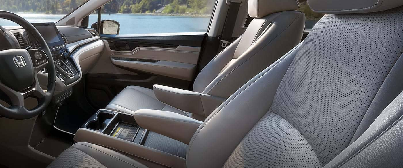 2019 Honda Odyssey Leather Trimmed Seats