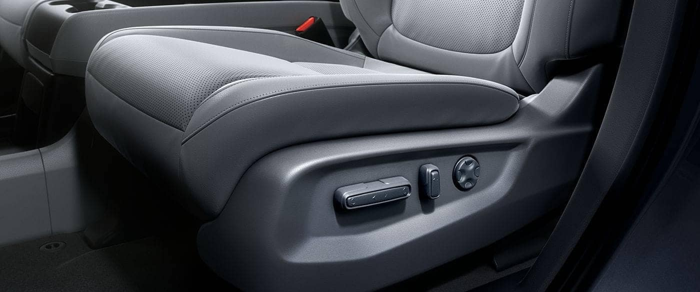 2019 Honda Odyssey Power Seats with Memory Function