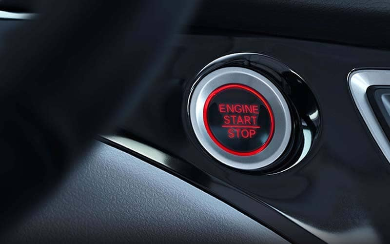 2019 Honda Ridgeine Push Button Start