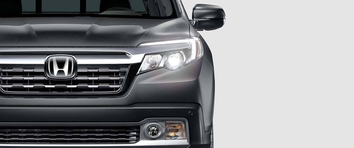 2019 Honda Ridgeline LED Front Headlights