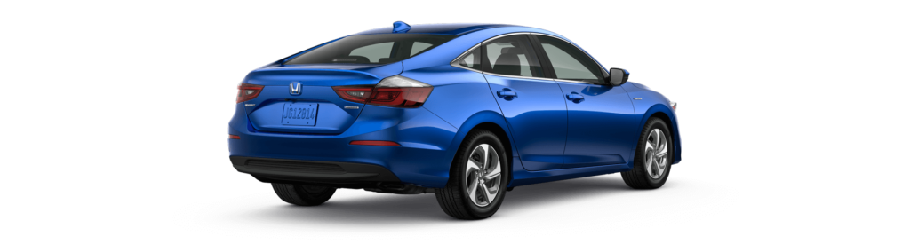 2019-Honda-Insight-Rear-Angle