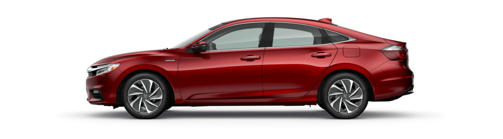 2019 Honda Insight Hybrid Side Profile
