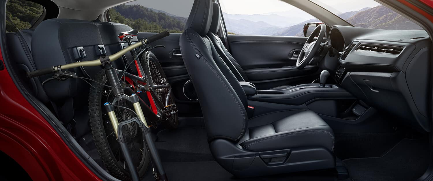 2019 Honda HR-V Interior Magic Seat
