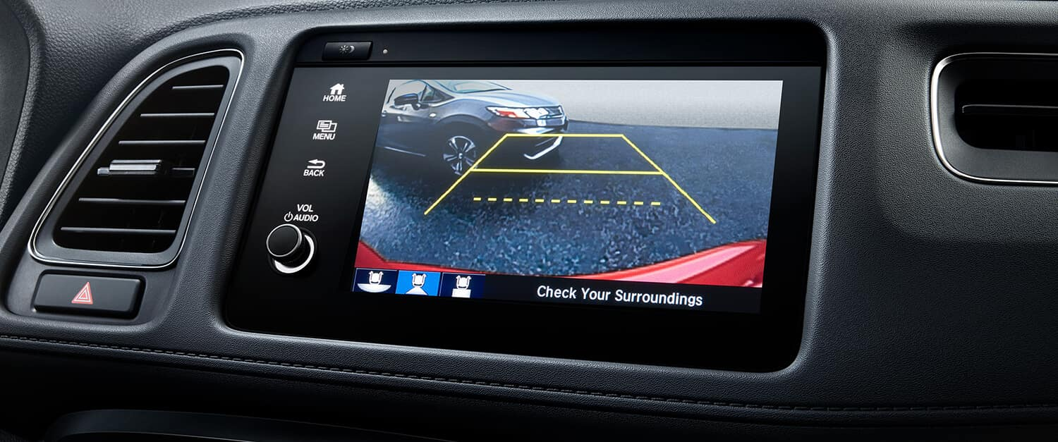 2019 Honda HR-V Interior Rearview Camera