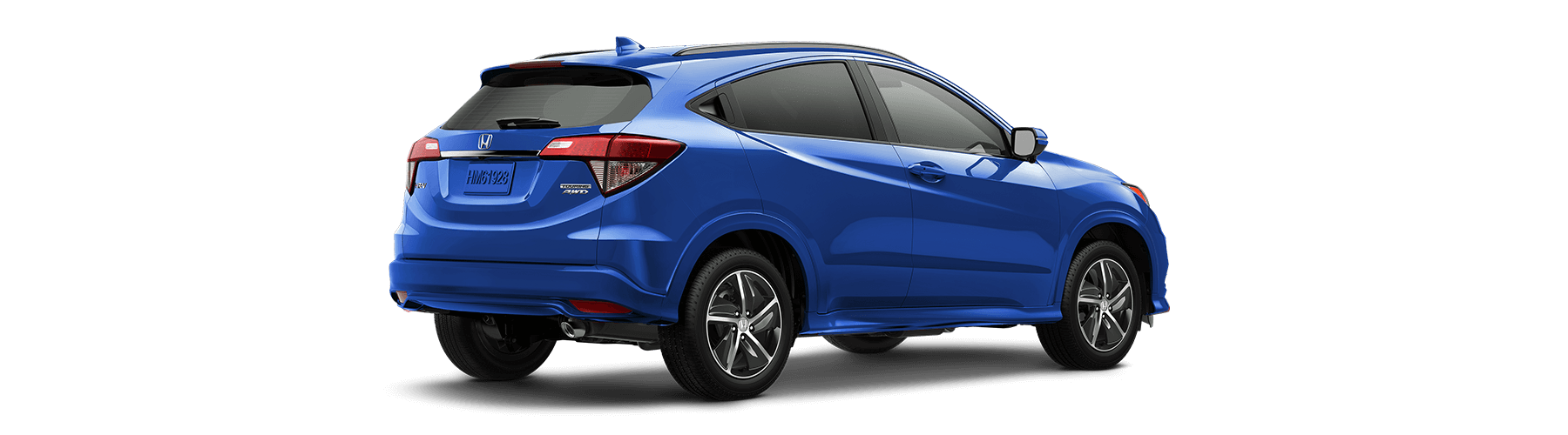 2019 Honda HR-V Rear Angle