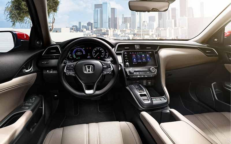 2019 Honda Insight Interior Dashboard