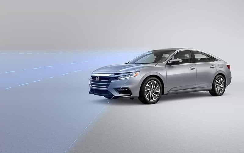 2019 Honda Insight Lane Keeping Assist