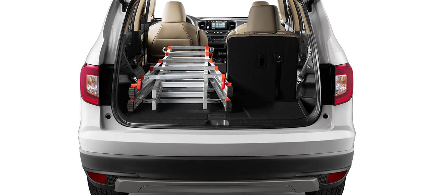 2019 Honda Pilot AWD Interior Cargo Space