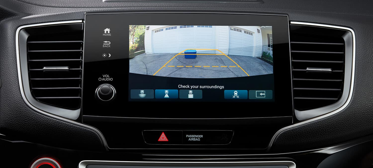 2019 Honda Pilot AWD Interior Rearview Camera