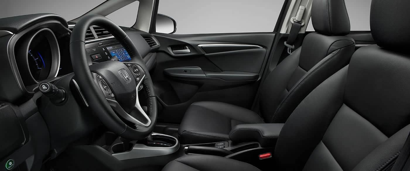 2018 Honda Fit Interior Front Seating