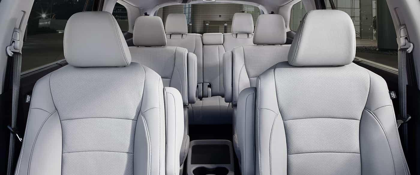 2018 Honda Pilot Interior Seating