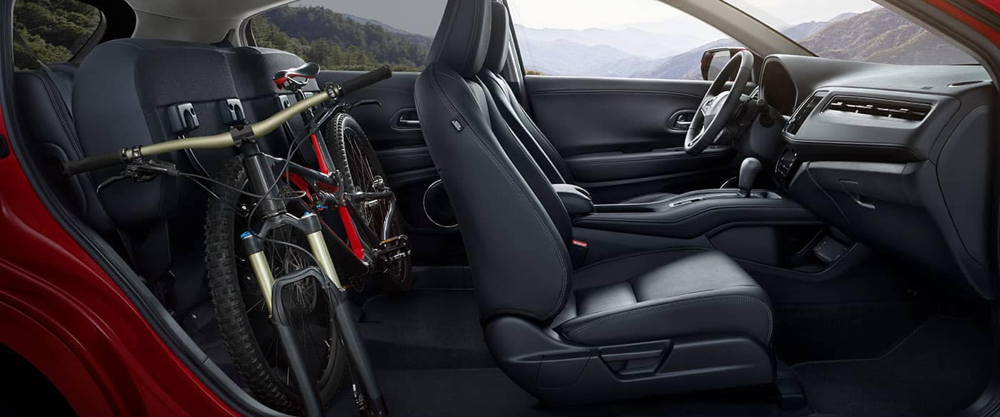 2019 Honda HR-V Cargo Area Tall Mode