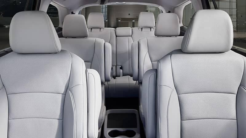 2019 Honda Pilot Leather Seating