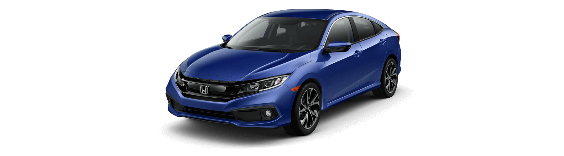 2019 Honda Civic Sedan Front Angle