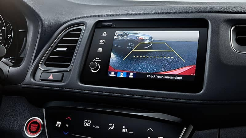 2019 Honda HR-V Rearview Camera