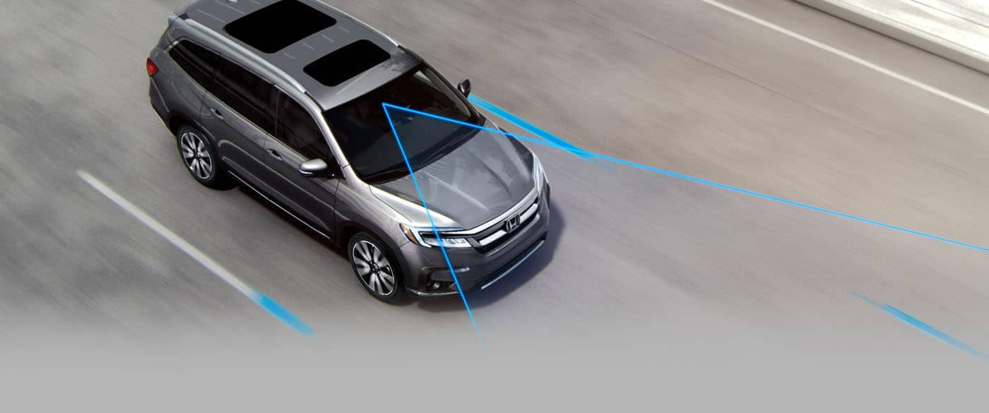 2019 Honda Pilot Lane Keeping Assist