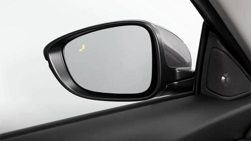 2019 Honda Accord Blind Spot Monitoring
