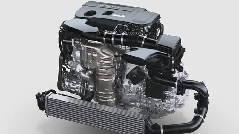 2019 Honda Accord Engine