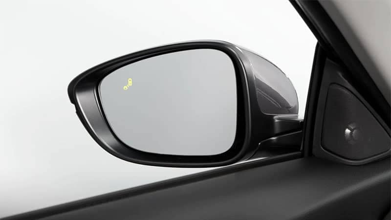 2019 Honda Accord Sedan Blind Spot Monitoring