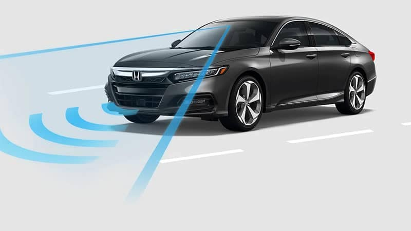 2019 Honda Accord Honda Sensing Safety Features
