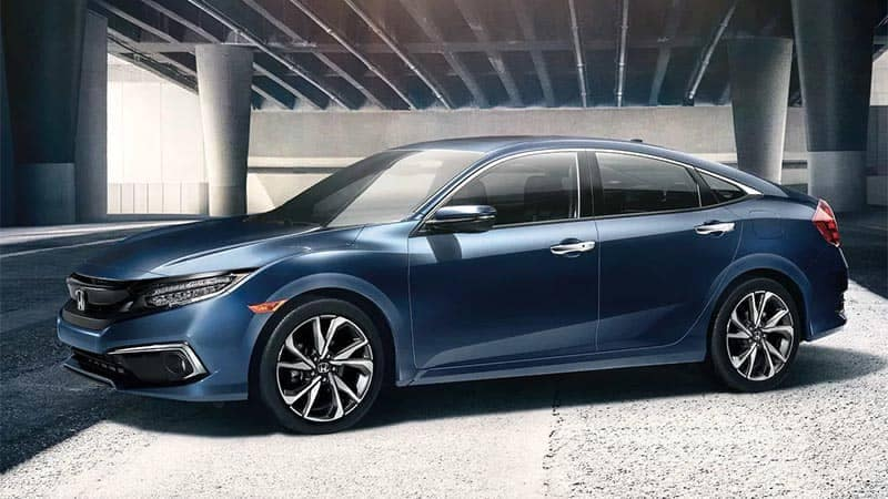 2019 Honda Civic Sedan Profile