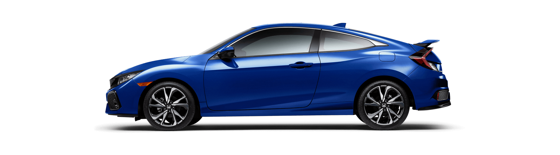 2019 Honda Civic Si Coupe Side Profile