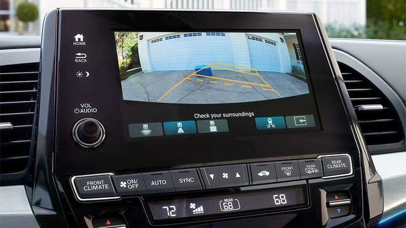 2019 Honda Odyssey Rearview Camera
