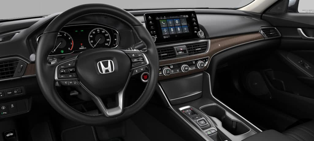 Honda Accord Sport >> 2019 Honda Accord Sedan | Capital Region Honda Dealers | Redesigned Midsize Sedan