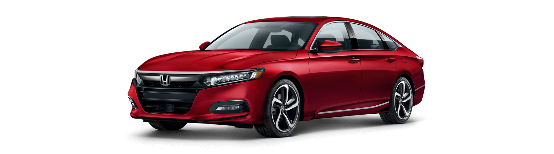 2019 Honda Accord Sedan Front Angle