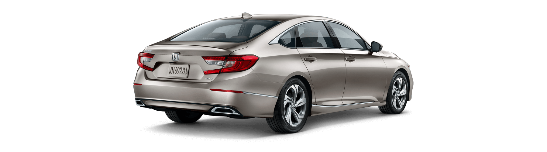2019 Honda Accord Sedan Rear Angle