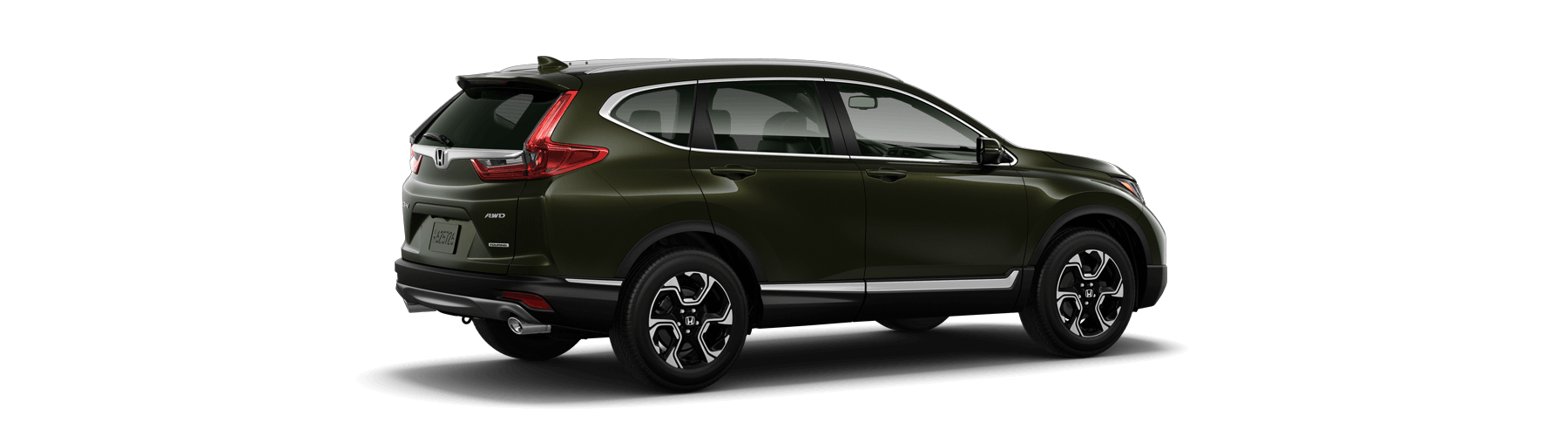2019 Honda CR-V Rear Angle