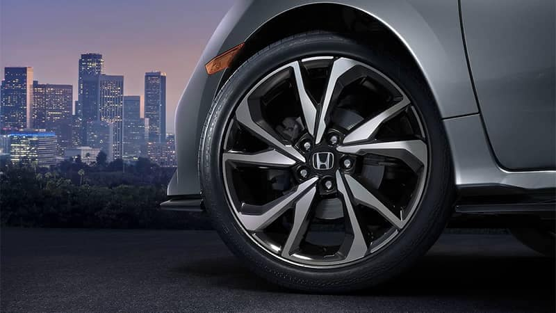 2019 Honda Civic Hatchback Wheel